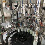Purškiamų dažų užpildymo mašinos gamintojas