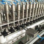 Pesticidų skystų butelių pildymo mašina